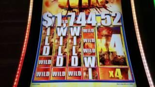 Walking Dead 2 --Huge Jackpot--wild horde attack
