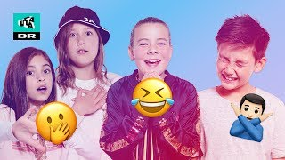Pinliiiigt! MGP-deltagerne reagerer på deres audition | MGP 2020 | Ultra