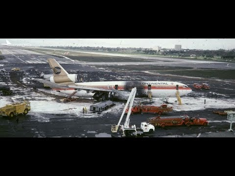 FS2004 - Blown Off (Continental Airlines Flight 603)