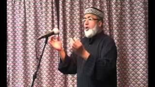 Amjad Hussain - Yeh tera Pakistan hai Yeh Mera Pakistan Hai (at Aspley Muslim Centre Nottingham)