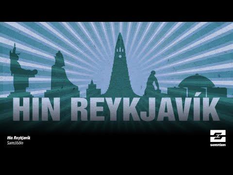 Hin Reykjavík – Fjölbreyttar raddir í bókmenntum