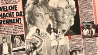 ABBA Kisses On Fire    Rare Video - press2 -
