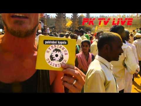 Pohřební Kapela - Pohřební kapela TV - pozvánka na křest CD