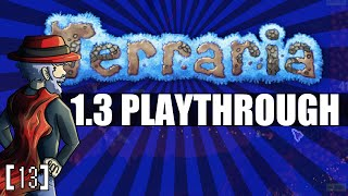 Terraria 1.3 Lets Play - It's Hardmode Time [13] (Terraria PC playthrough)