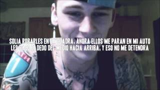End Of The Road - Machine Gun Kelly (Traducida al español)
