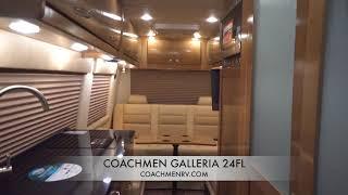 Galleria Cl B Motorhomes by Coachmen RV on