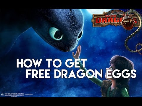 School Of Dragons : How To Get Free Eggs!