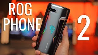 Asus ROG Phone II Complete Walkthrough: Better In Every Way