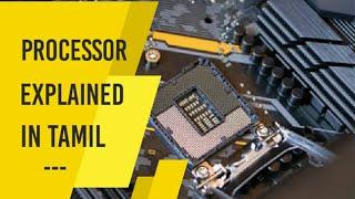 Processor Explain in Tamil