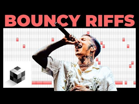 """How to Write a Riff That Bounces - Music Theory from Bring Me The Horizon """"wonderful life"""" (Amo)"""