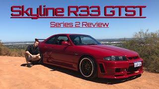 Skyline R33 GTST series 2 Review!
