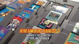 Retro Gamebeurs Tilburg Vol. 9 (2019) - Langstraat TV (Promo)
