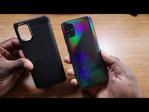 Samsung Galaxy A51 |This  Case is GREAT!