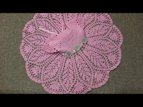 e73ed4255e1a Vestido paso a paso para tejerlo en cualquier medida facil y muy bonito,  con 175 grs de hilo aguja # 2.25