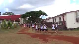 preview picture of video '2014 OIA Preseason XC Meet at Mililani - Boys Race'