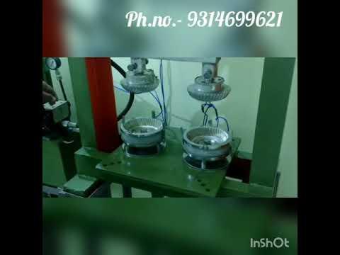 JDI Wrinkle Paper Plate Making Machine