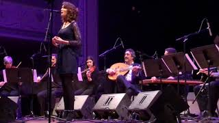 اغاني حصرية simon shaheen brooklyn concert سيمون شاهين بروكلين و المطربة نانو ، يا مسافر وحدك 2018 تحميل MP3