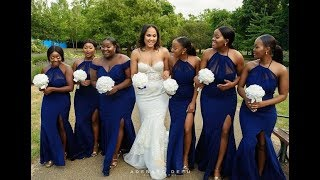 African Bridesmaid Dresses 2019, Volume 1 #Super Cute Styles.