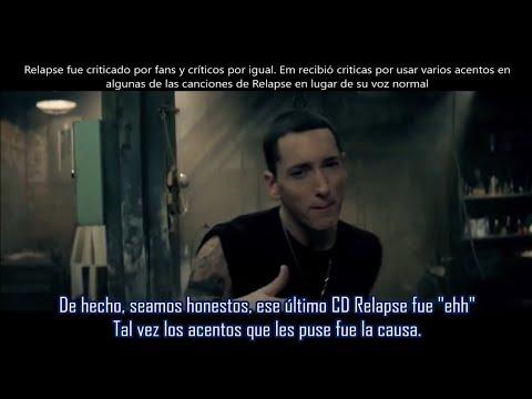Not Afraid - Eminem | Subtitulada en español | (Video Oficial)