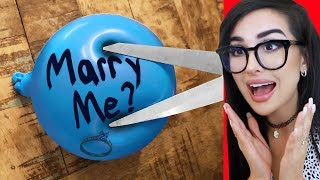 FUNNIEST Marriage Proposals