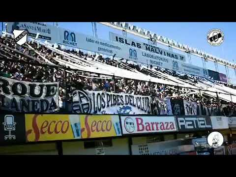 """All Boys vs San Telmo - Recibimiento"" Barra: La Peste Blanca • Club: All Boys"