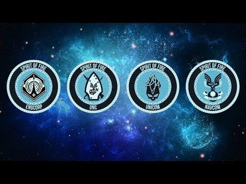 Halo's Lost Starship: The UNSC Spirit of Fire - смотреть