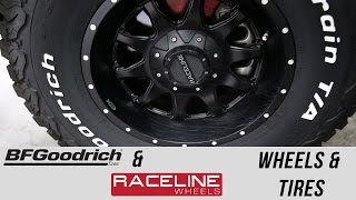 Freedom Ford: Raceline Wheels & BFGoodrich Tires