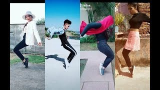 MJ style Dance    Tik Tok New Challenge    Trending February 2019