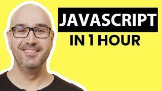 JavaScript Tutorial for Beginners: Learn JavaScript in 1 Hour