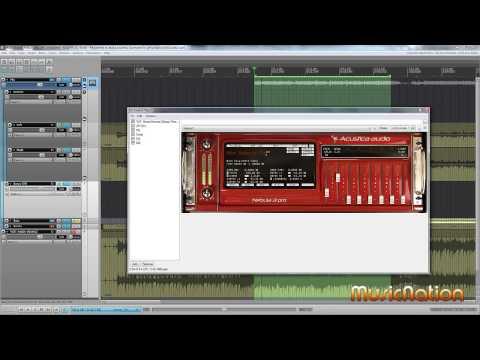 Nebula Studio Mix Demonstration