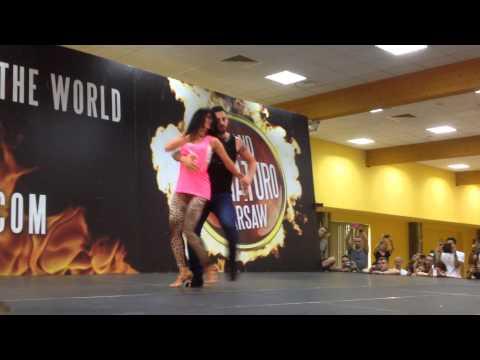 Daniel & Desiree Bachata - Bachaturo 2014 2014-08-23