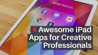 What are the Best iPad Pro Apps for Creative Professionals?
