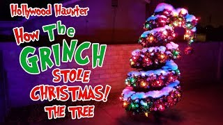 CHRISTMAS TREE DECORATING | DIY Christmas Decoration Ideas | Grinch Christmas Tree | Whoville Tree