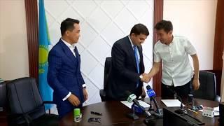 13-ый аким: Габидулла Абдрахимов 2 года руководит Шымкентом