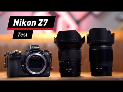 Nikon Z7: Systemkamera für Profis im Test