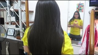 BRAZILIAN KERATIN TREATMENT |1101 - anneclutzVLOGS