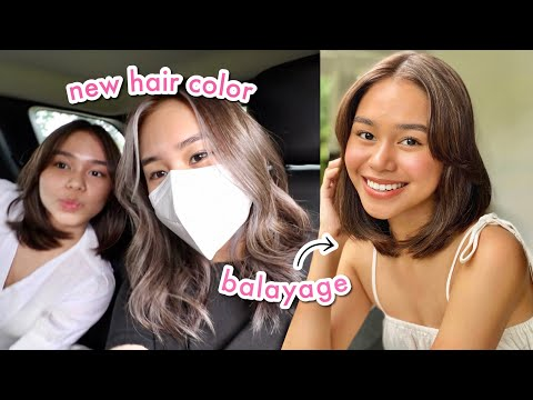 Our NEW HAIR COLOR!! + Furniture Packages 💇🏻♀️🪑 | ThatsBella