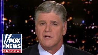 Hannity on Joe Biden's big day out