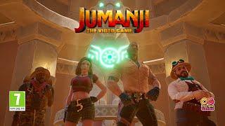 JUMANJI: The Video Game | UK Launch Trailer