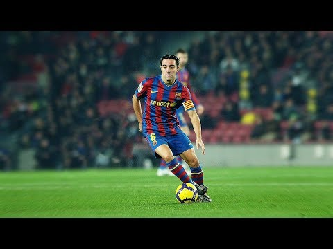 Xavi Hernández – The Art of Passing