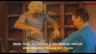 Men at Work - Down under [Lyrics y Subtitulos en Español]