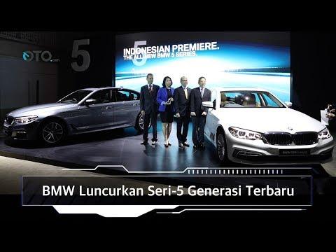BMW Luncurkan Seri-5 Generasi Terbaru I OTO.com
