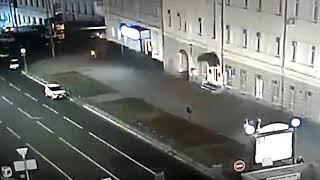 ДТП в Харькове Эфект Манделы в действии