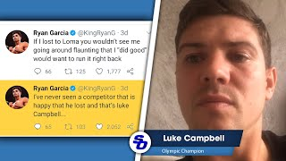 Luke Campbell: 'I'll PUNISH RYAN GARCIA for all the SH*T TALK!'