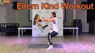 Eltern - Kind Workout
