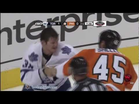 Jody Shelley vs. Jay Rosehill