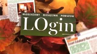 """Październikowy nr """"LOgina""""."""