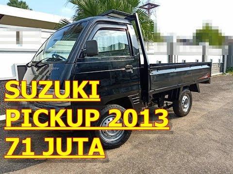 Carry Pickup 2013 Bekas Kondisi Orisnil Harga 71 Juta
