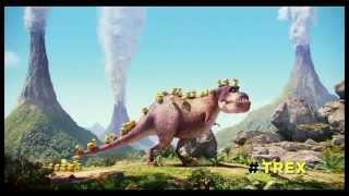 Fanáticos del Cine - MINIONS   T-Rex