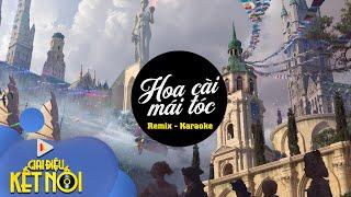 Hoa Cài Mái Tóc (Remix) – Long Nhật